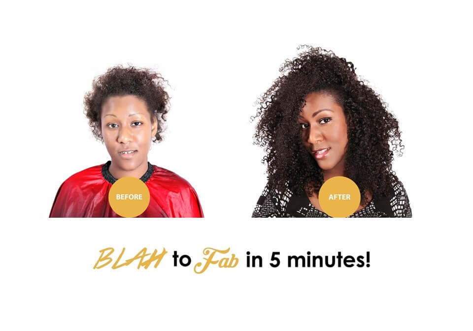 Best Clip In Hair Extensions For Black Hair Quality African American Hair