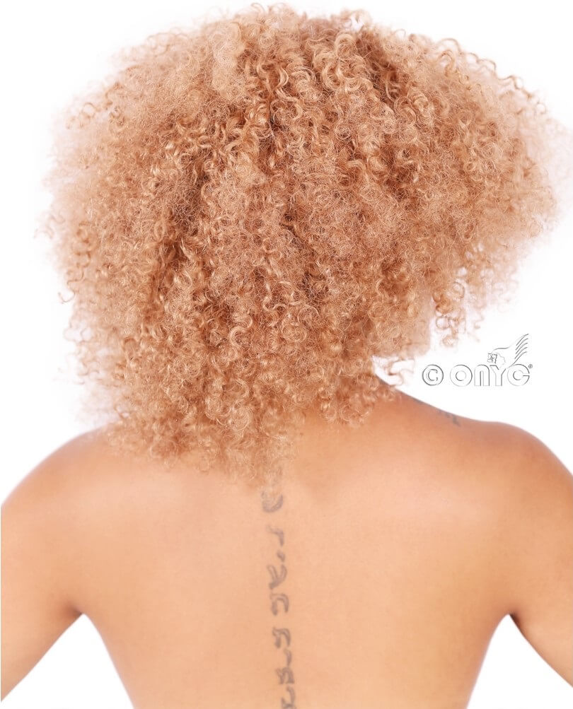Blonde Kinky Curly Review From MTVs Naomi Defensor ONYC Hair5