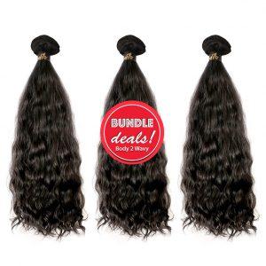 Virgin Wavy Hair Bundle Deals ONYC Body 2 Wavy™ Body 2 Wavy Bundle Deal