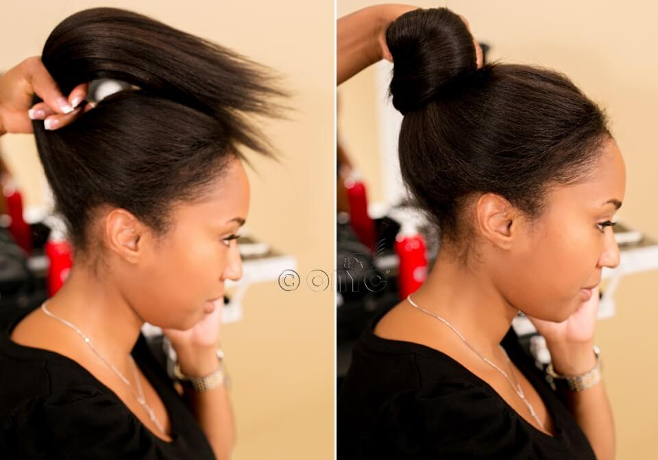Caring For Textured Hair Texturized Hair Guide Ponytail