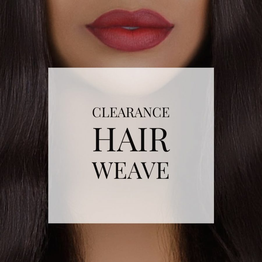 Clearance Hair Weave