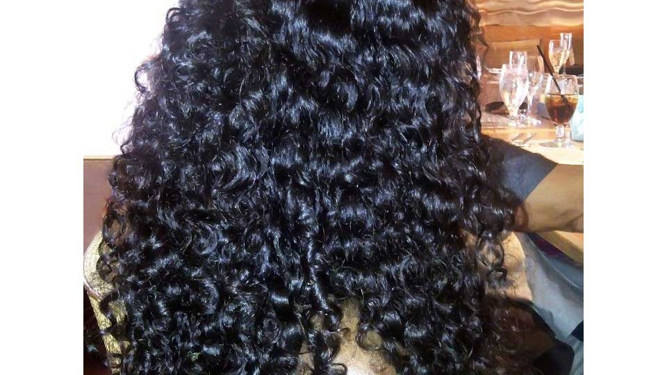 Curly Addiction 3B Beautiful Curls In Natural Black