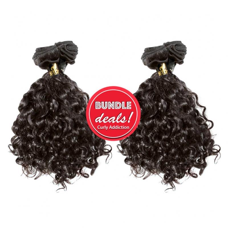 Curly Addiction Deep Curly Bundle Deal