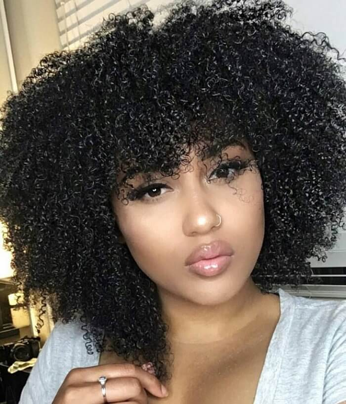 Cutting Tips For Tightly Coiled Curly Hair