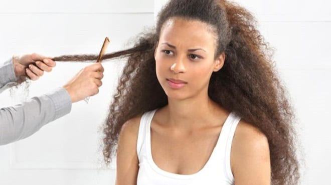 Best Detangling Techniques for Natural Curly Hair Dry Detangling