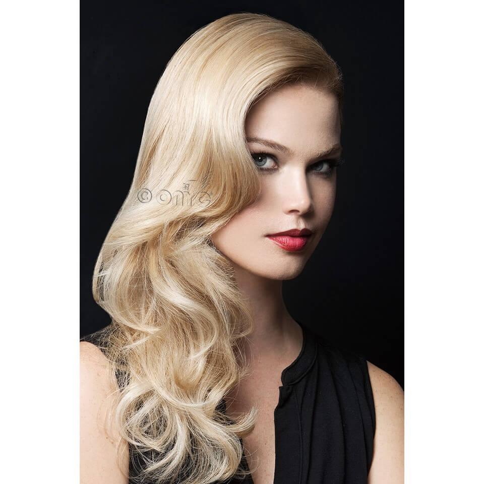 Straight Weave Hair Styles ONYC Silky Straight Hair Gallery Euro Straight 1B Weft
