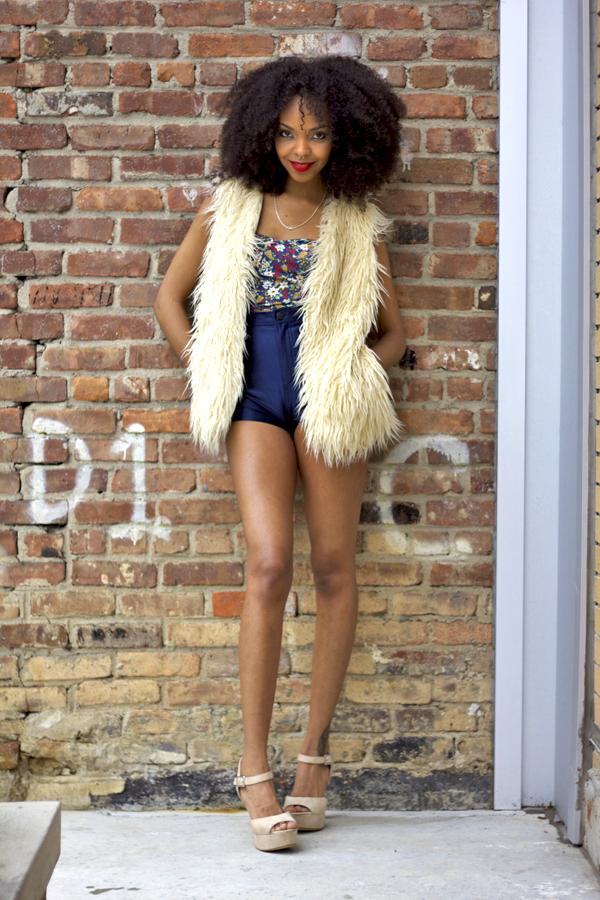 Featured Customer Jasmine S Wears ONYC Tight Kinky Curly