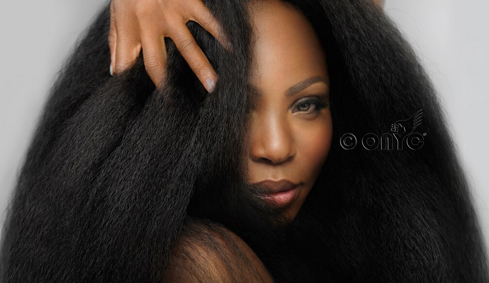 Fro Out™ Kinky Straight Machine Weft Thelma Okoro