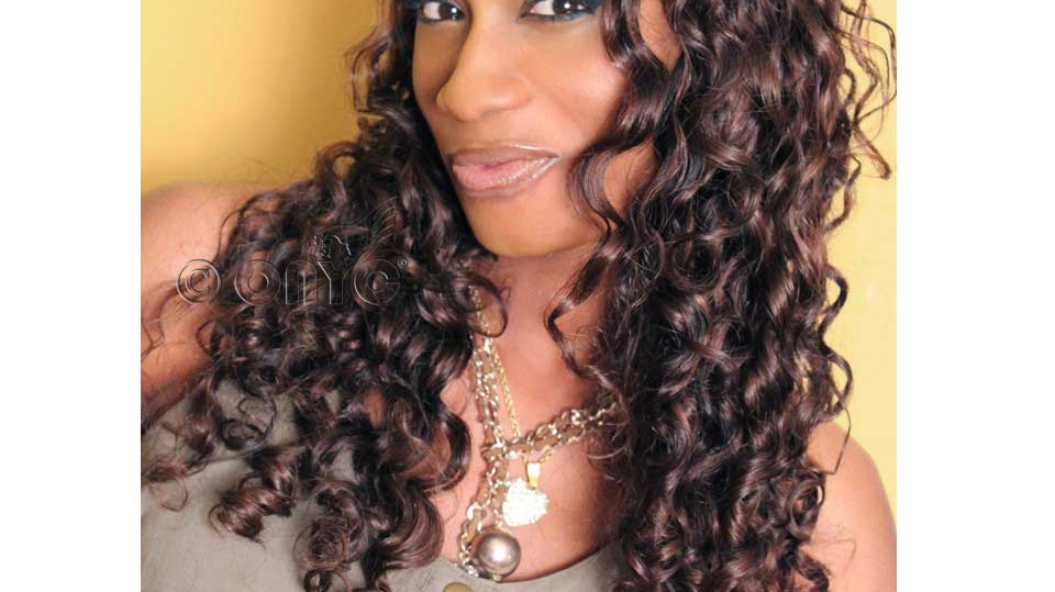 Gloria Wearing Curly 3A Showing Defined Beautiful Curls
