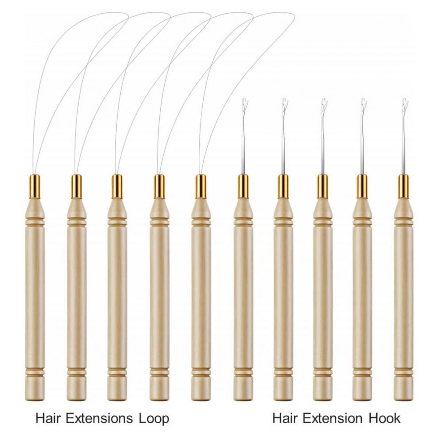 Hair Extensions Loop Hair Extension Hook