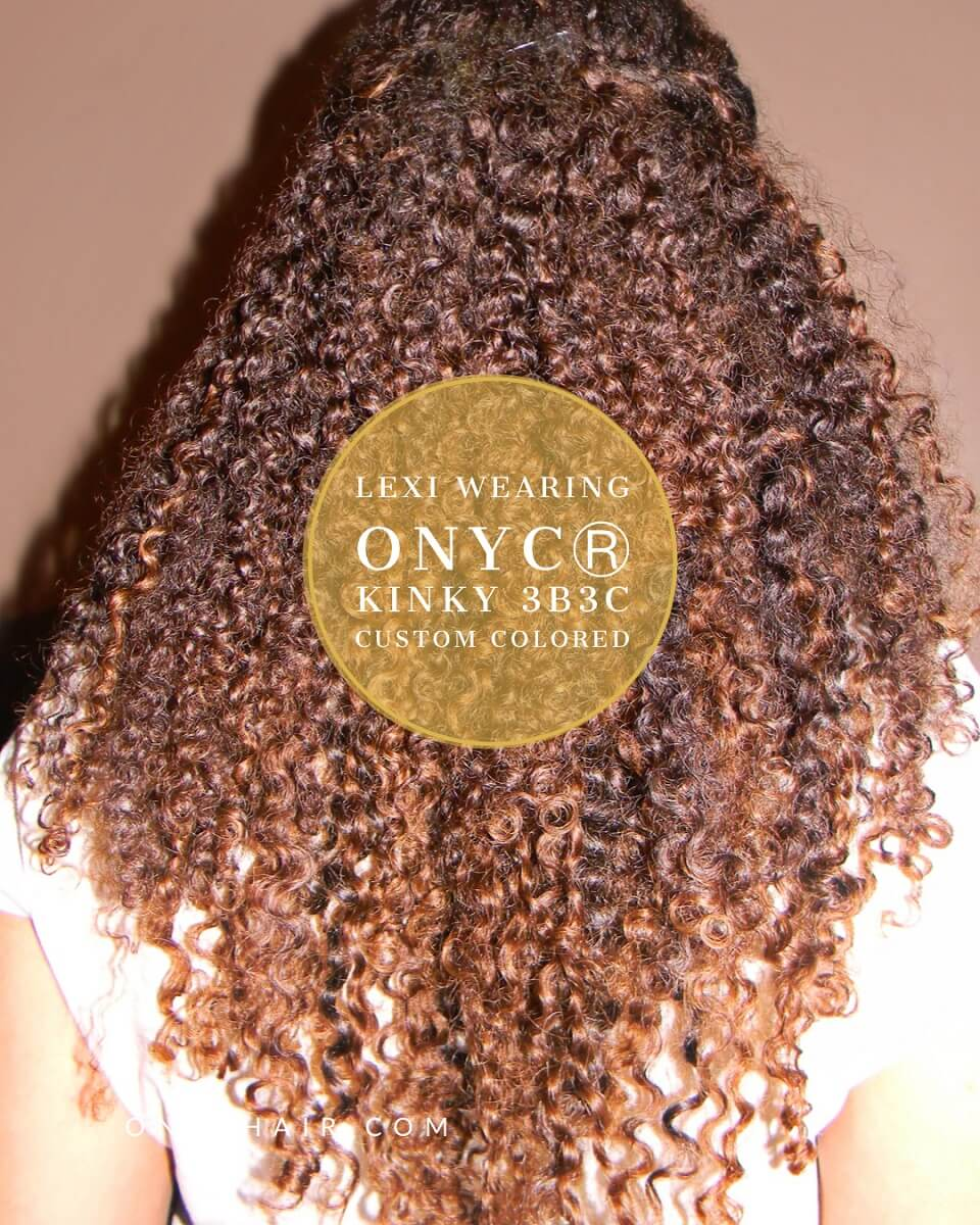 How To Dye Curly Weave How To Dye Kinky Curly Weave