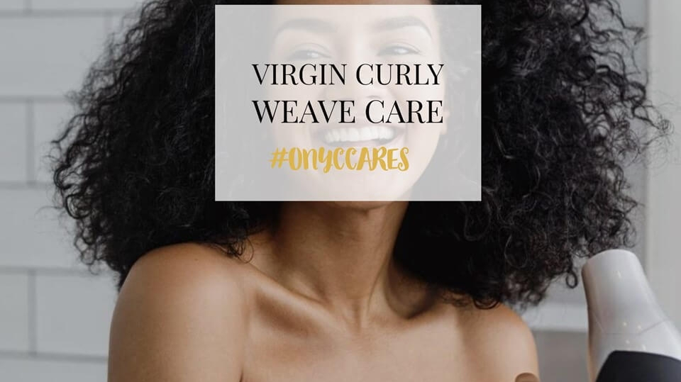 How To Maintain Curly Weave How To Keep Curly Weave From Tangling