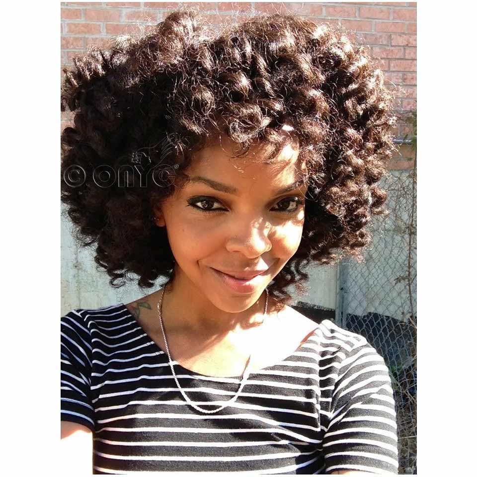 Jasmine Wears ONYC Hair Tight Kinky 3c4a