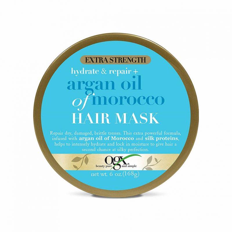 OGX Extra Strength Argan Oil Of Morocco Hair Mask, 6 Oz 2