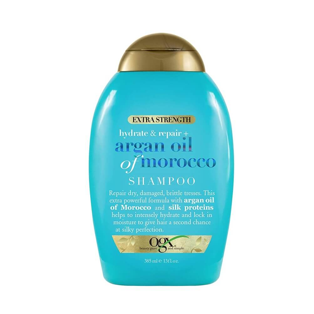 OGX Hydrate And Repair Argan Oil Of Morocco Extra Strength Shampoo, 13oz