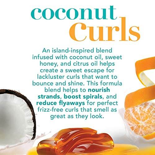 OGX Quenching Coconut Curl Conditioner 13 OZ