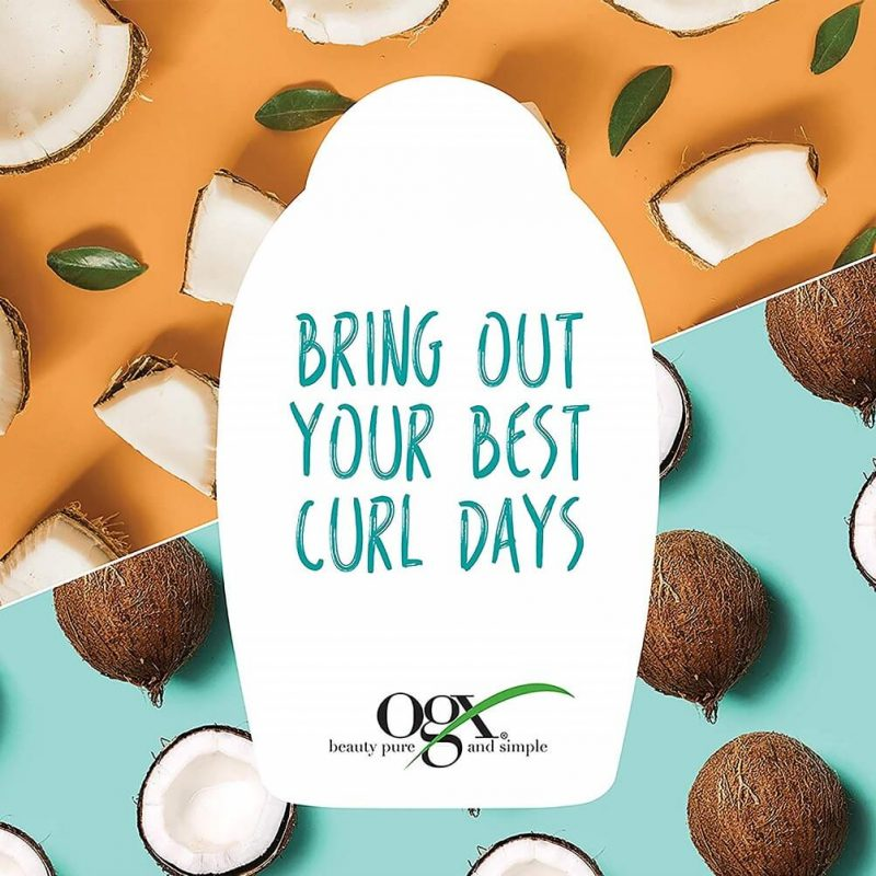 OGX Quenching Plus Coconut Curls Frizz