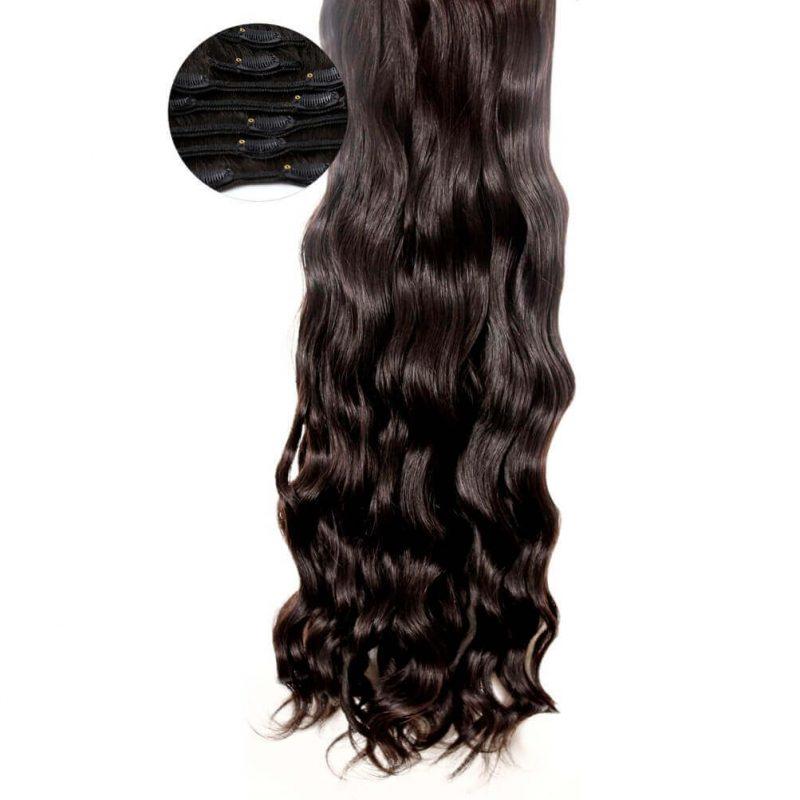 ONYC 7 Piece Clip In Body 2 Wavy Hair