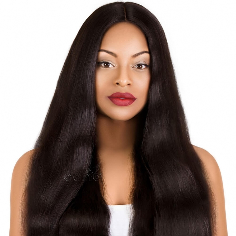 ONYC Beach Wave Hair Body Wave Model