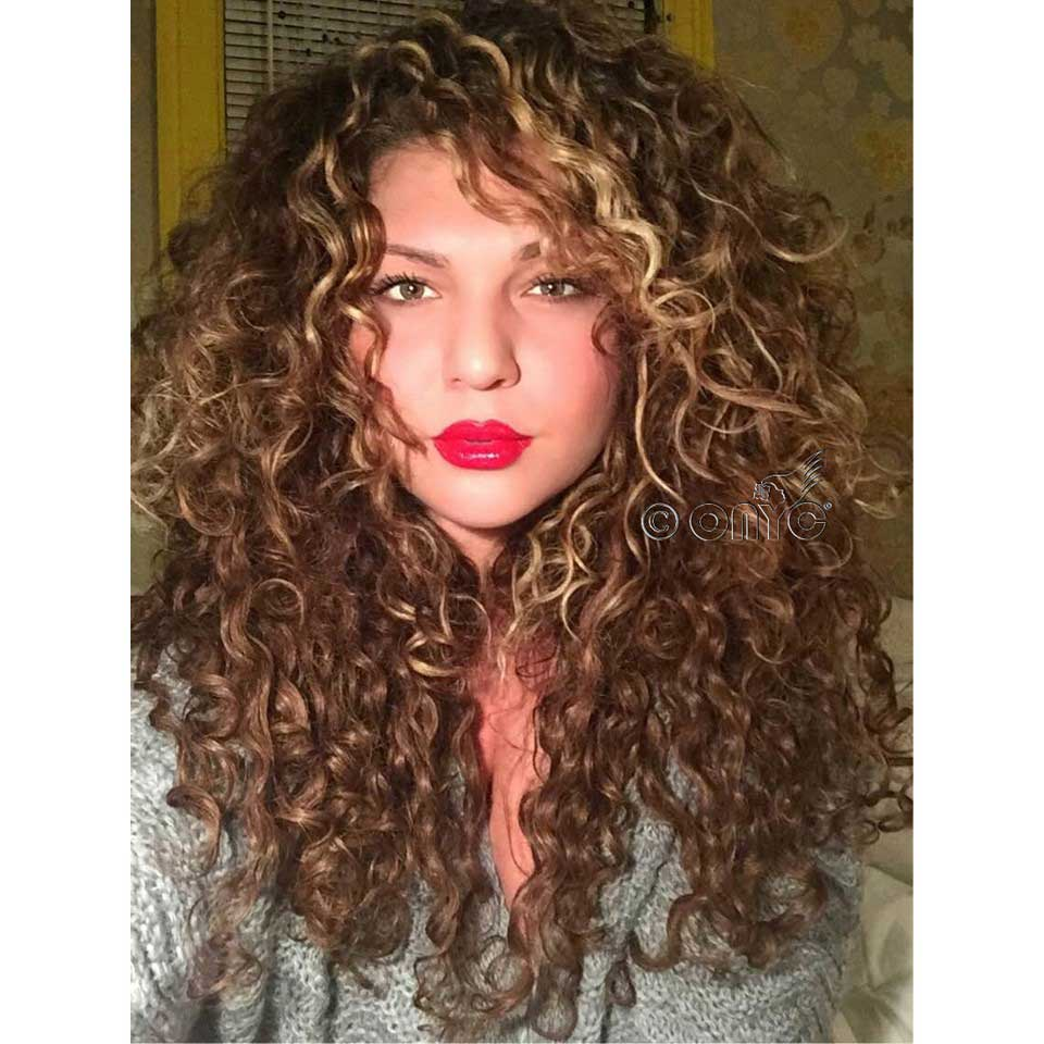 ONYC Beauty Ariana With Curly Addiction Golden Collection Color 6