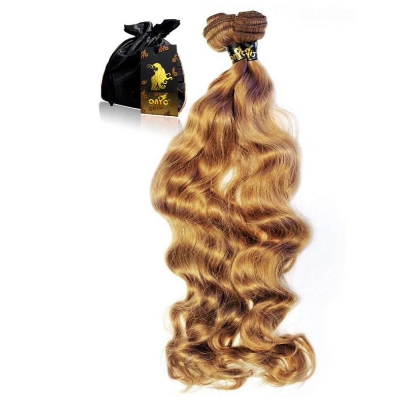 ONYC Body 2 Wavy Golden Collection Machine Weft