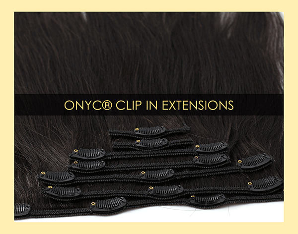 Clip in Hair Extensions Questions frequently asked straight hair clip in 7 Piece ONYC Clipin Hair Extensions