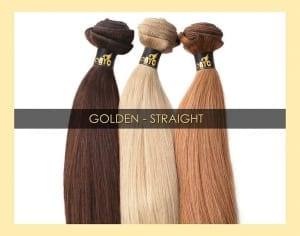 ONYC Colored GOLDEN STRAIGHT