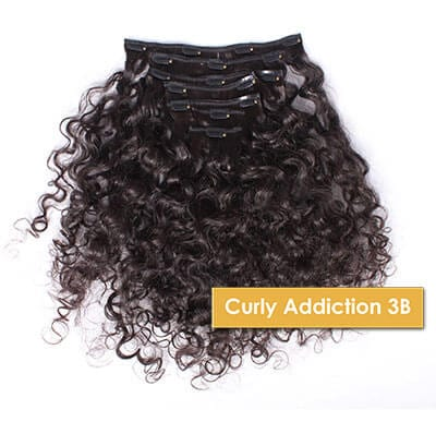 ONYC Curly Addiction 3B Deep Curly Clipin