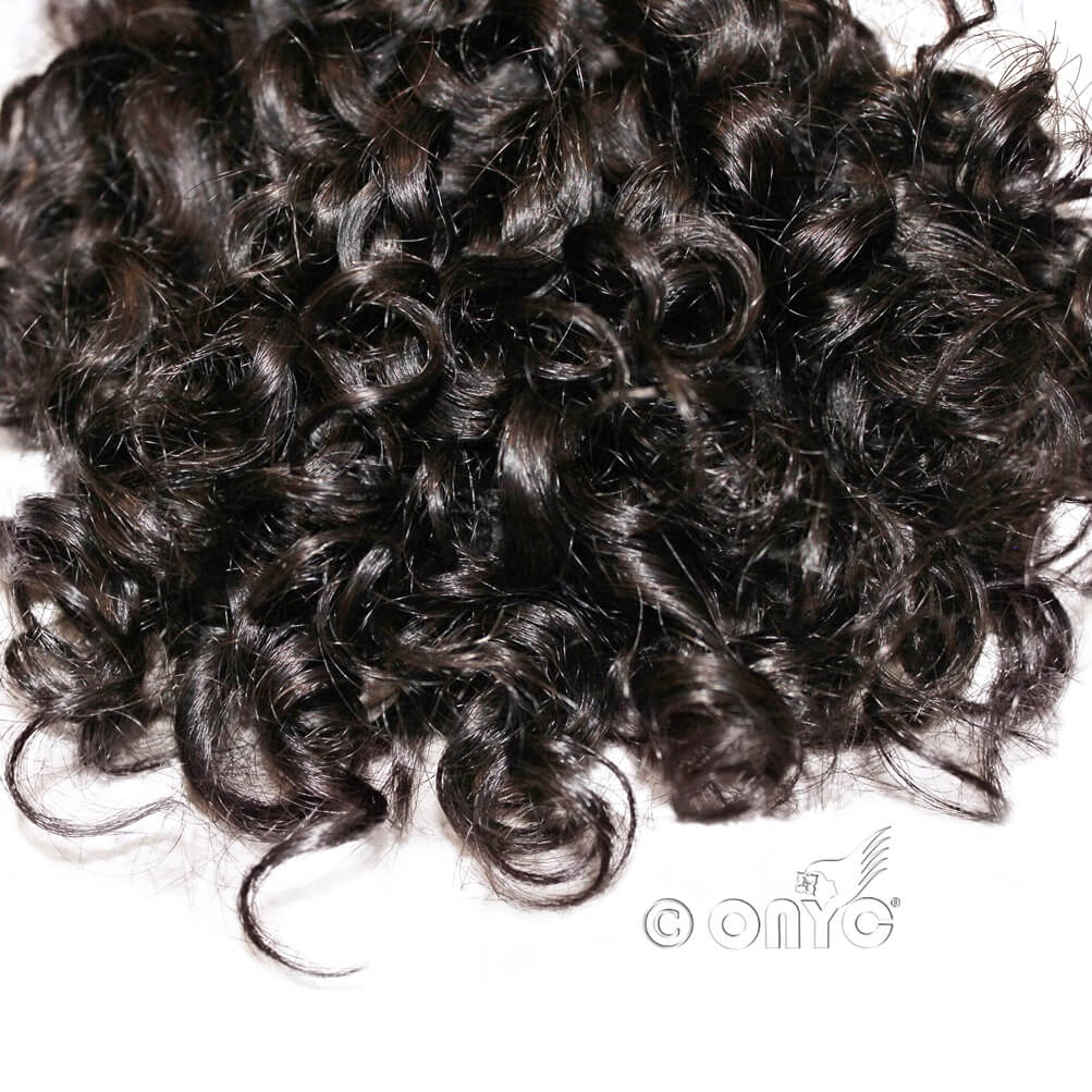 Deep Curly Hair Weave Extension ONYC Curly Addiction 3B Deep Curly Hair Weft2