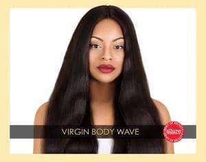ONYC Hair Beach Wavy Virgin Hair Menu