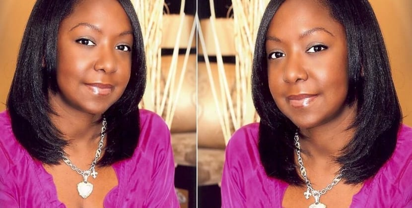 ONYC Hair Relaxed Perm Reviews Tonya ONYC Hair Beauty Tonya Saunders Wearing Relaxed Perm Weft And Closure