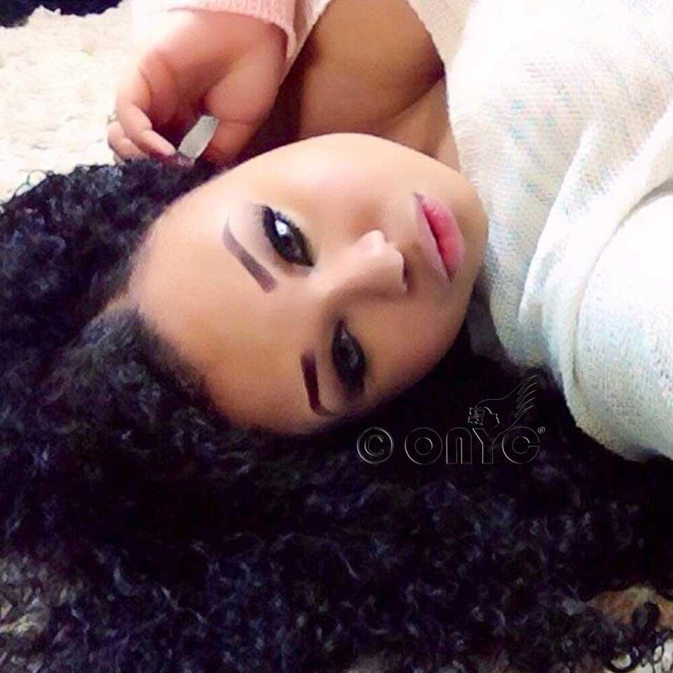 ONYC Hair Curly Addiction 3B Hair Review