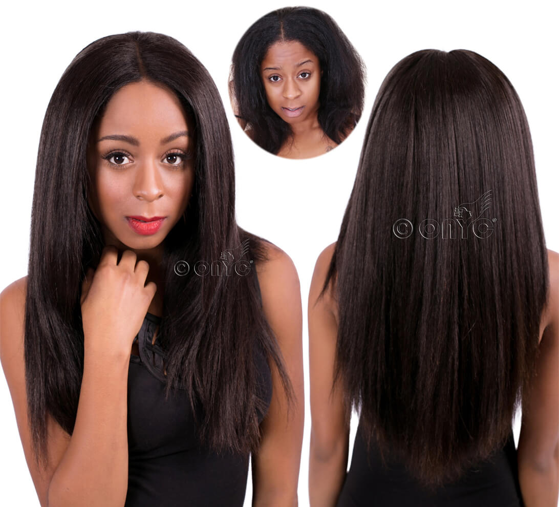 ONYC Hair Fro Out Hair Texture Best Human Hair Extensions