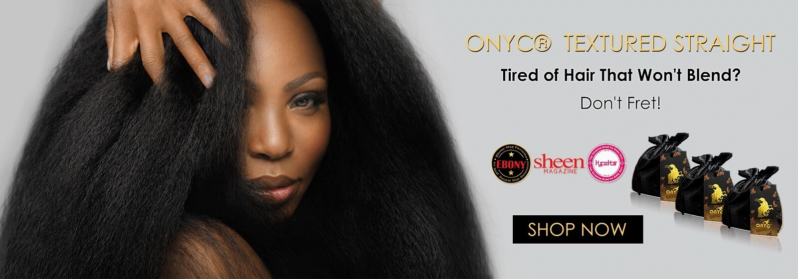 Textured Straight Look. NO 1 Hair Extensions Shop for Virgin Hair! Black-Owned Company, Hair Brand for Best Natural Hair Extensions to match all Hair Types.