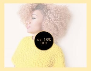 ONYC Hair Get 15 Percent Off deal
