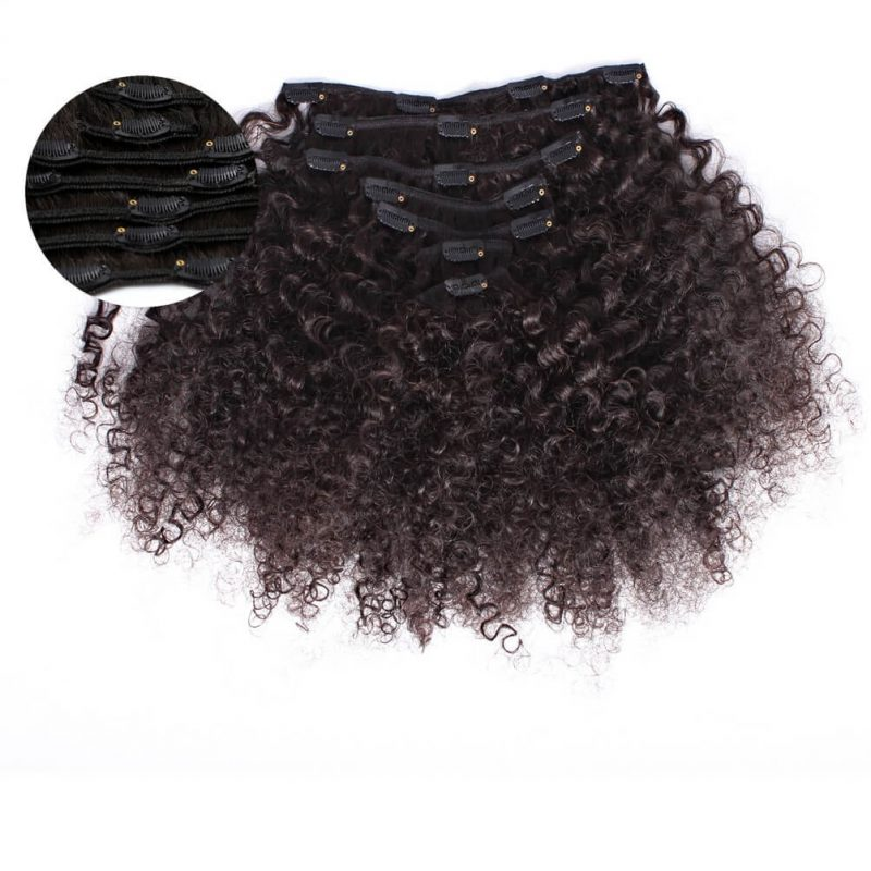 ONYC Hair Kinky 3B 3C™ Clipin Hair