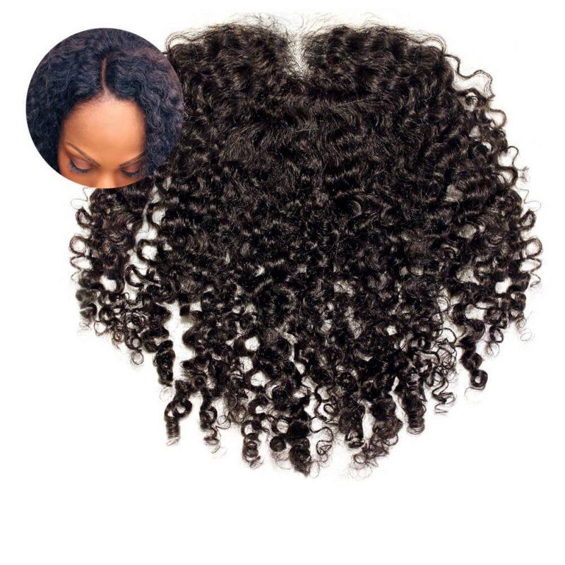 ONYC Hair Kinky 3B 3C™ Frontal Lace Closure