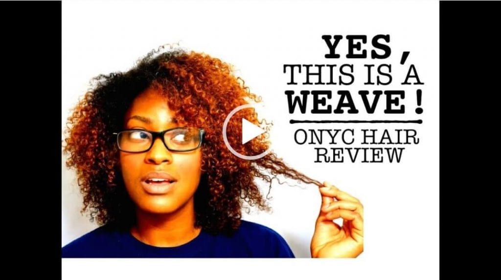 ONYC Hair Reviews Kinky Curly 3B 3C WOWS Odia!