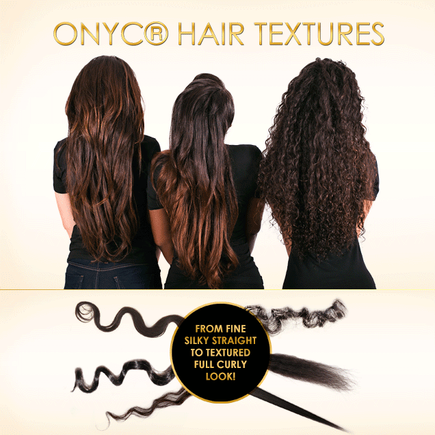 Hair Extension Company offers Virgin Cuticle Human Hair - ONYC Hair Shop Hair Type Mobile