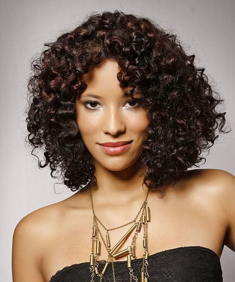 ONYC Hair Style Guide Killer Hairstyles For Short Hair Voluminous Curly Hair Style