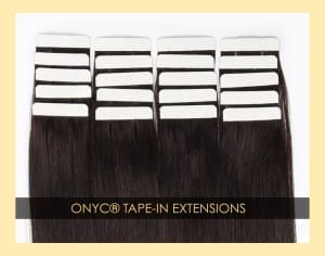 ONYC Hair TAPE IN EXTENSIONS