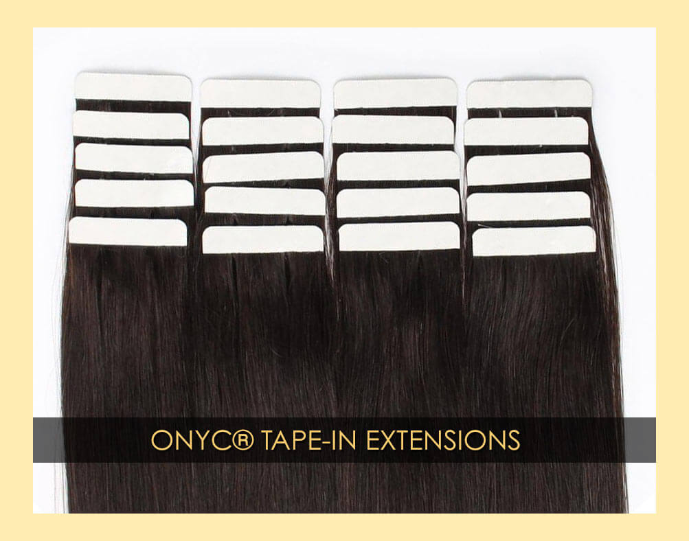 ONYC Hair TAPE IN EXTENSIONS ONYC Hair Extension Company for the Best Natural Hair Extensions. One of the best black owned hair extension companies. us based hair companies