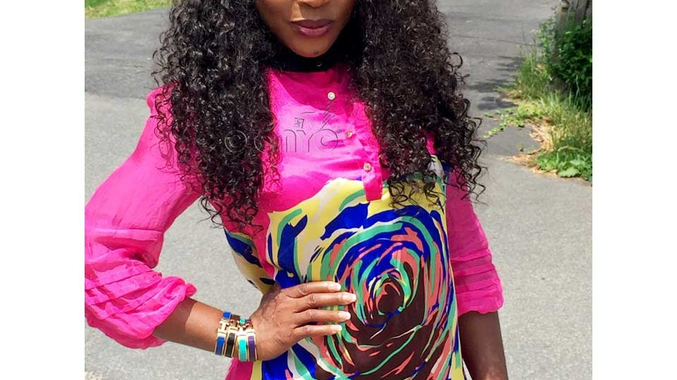 ONYC Hair Curly Addiction 3B Hair Pink Top Summer