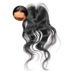 Indian Body Wave Closure Frontal Piece ONYC Body Wavy 2A ONYC Indian Body Wave Hair Closure