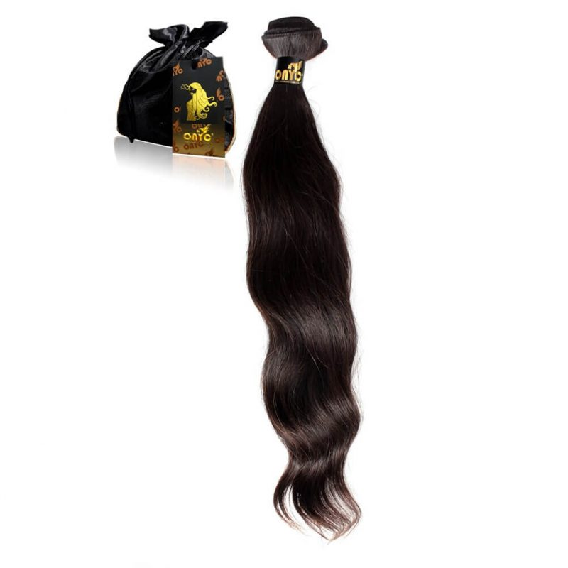 ONYC Indian Body Wave Hair Machine Weft