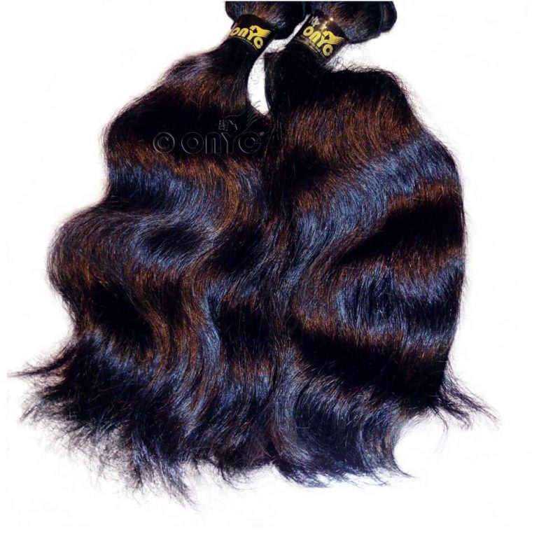 ONYC Indian Body Wave Hair Machine Weft2