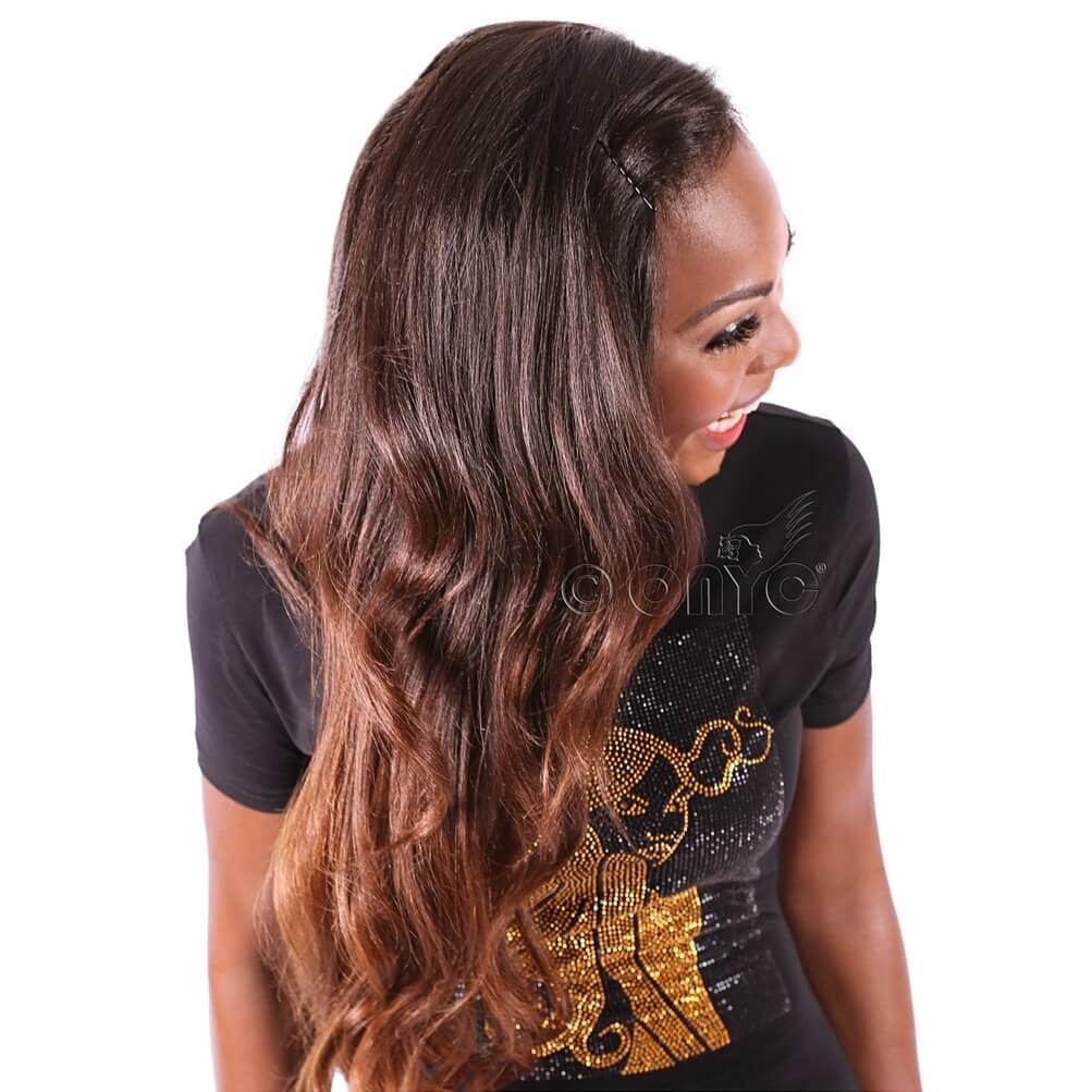 virgin indian body wave hair ONYC Indian Body Wave Hair Thelma