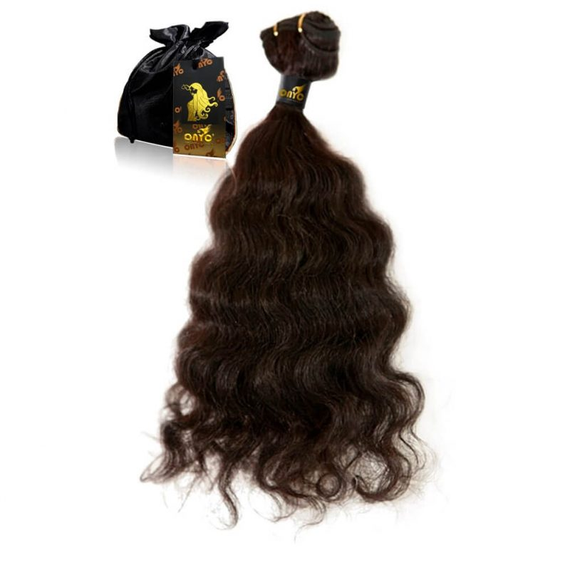 ONYC Indian Curly Hair Weave 3A Weft