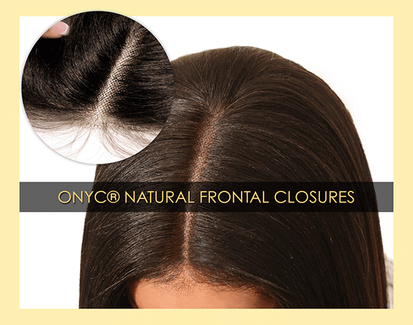 ONYC Natural Frontals And Closures