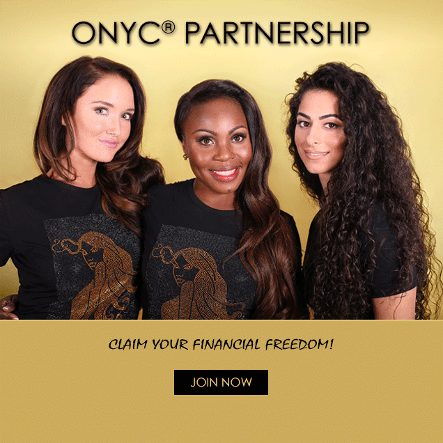 ONYC Hair Partnership Banner. NO 1 Hair Extensions Shop for Virgin Hair! Black-Owned Company, US Based Hair Brand for Best Hair to match all Hair Types.
